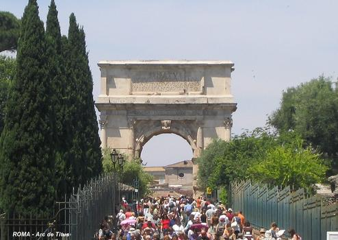 Rom - Titusbogen