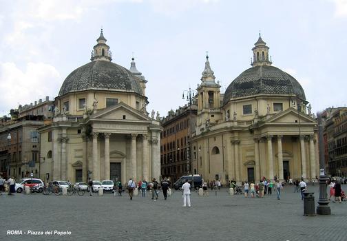Rom - Piazza del Popolo