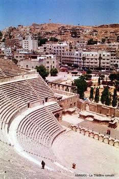 Roman theater at Amman