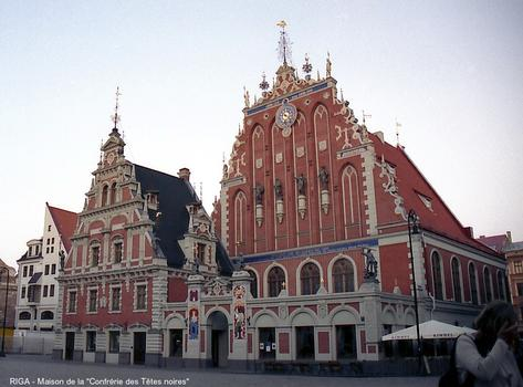 Building of the Blackheads' Organization, Riga
