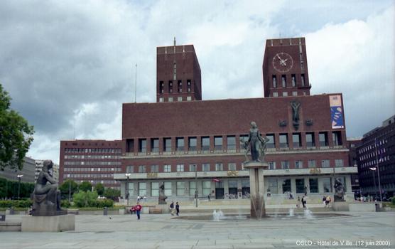 Radhuset, Oslo