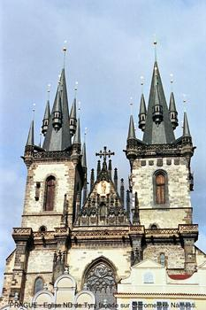 Kostel Panny Marie pred Týnem, Prague