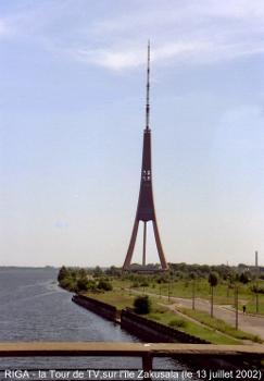 Riga Television Tower