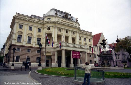 Slowakisches Nationaltheater, Bratislava