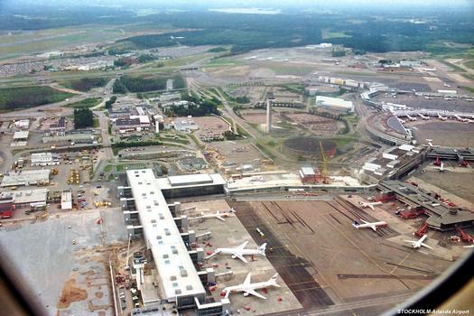 Arlanda Airport, Stockholm
