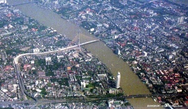 Rama-VIII-Brücke, Bangkok