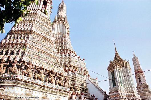 Bangkok – Wat Arun