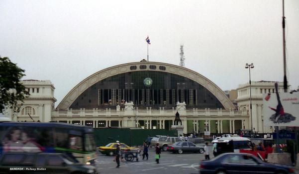 Hauptbahnhof Hua Lam Phong, Bangkok