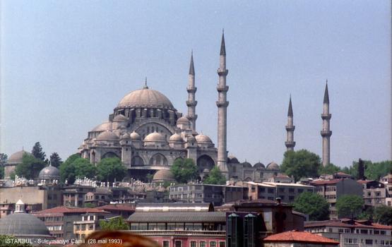 Suleiman-Moschee, Istanbul