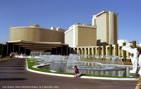 LAS VEGAS - Hôtel «CAESAR'S-Palace»