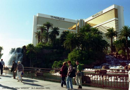 Mirage Hotel, Las Vegas