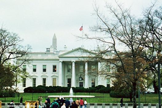 The Whitehouse, Washington D.C