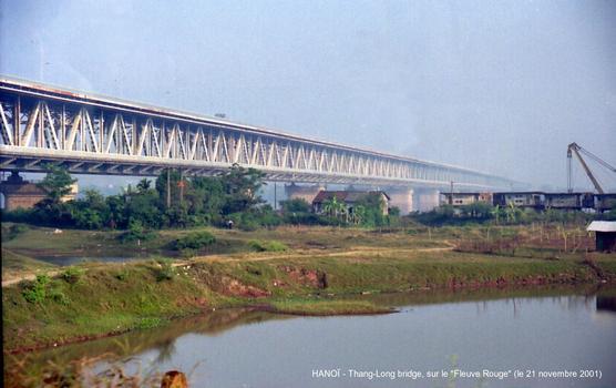 Thang-Long Bridge, Hanoi