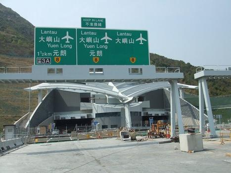 Route 8 – Nam Wan Tunnel