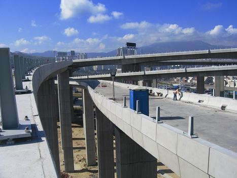 East Tsing Yi Viaduct & Stonecutters Bridge