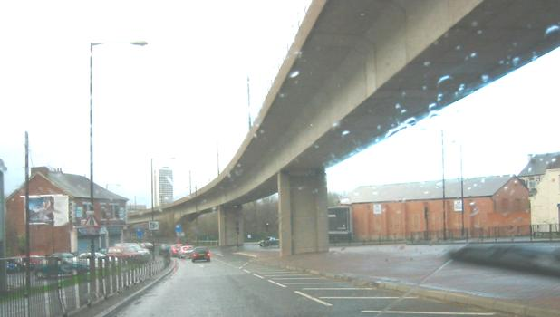 Byker Metro Bridge