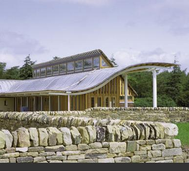 Fountains Abbey Visitors' Centre