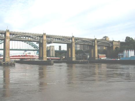 High Level Bridge, Newcastle