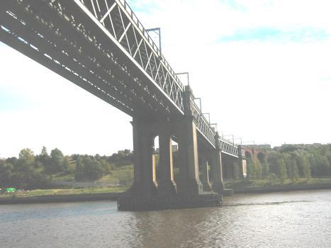 King Edward Bridge, Newcastle.