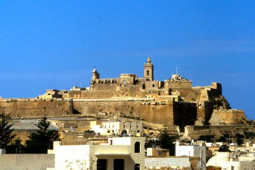 Victoria Citadel, Gozo Island, Malta
