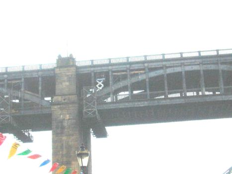 High-Level Bridge, Newcastle