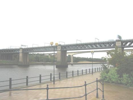 King Edward Bridge, Newcastle