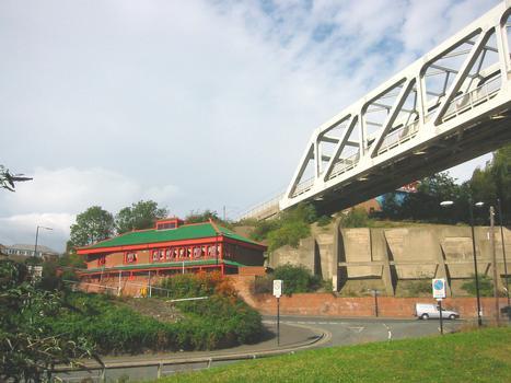 Queen Elizabeth II Bridge, Newcastle