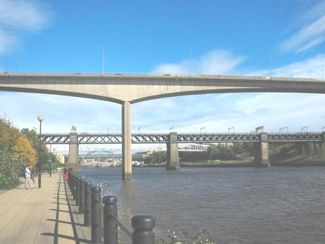 Redheugh Bridge, Newcastle