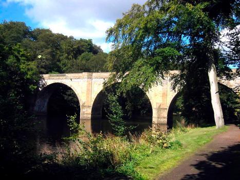Prebends Bridge, Durham.