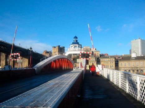 Newcastle Swing Bridge