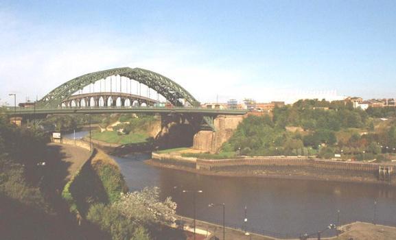 Wear Bridge, Sunderland, Angleterre