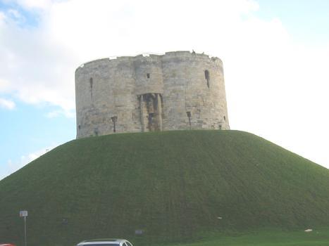 Burg in York
