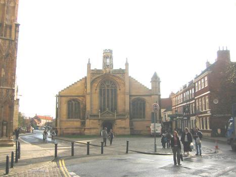 Saint Michael-le-Belfrey Church, York
