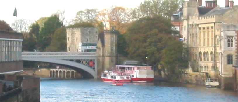 Lendal bridge, York