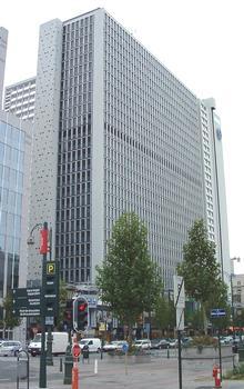 Manhattan Center, Brussels.