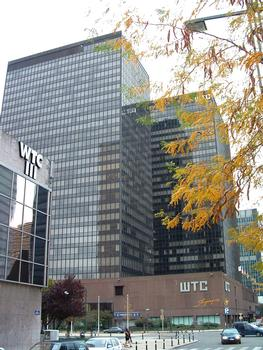 WTC 1 & 2, Brussels.