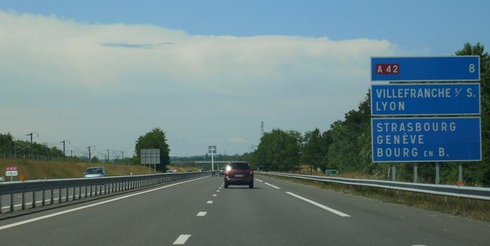 Autoroute A 432
