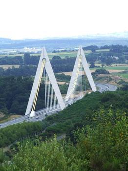Autoroute A 89 – Chavanon-Viadukt