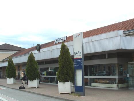 Bahnhof Aix-les-Bains