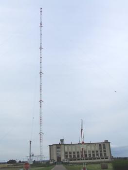 France Inter Radio Masts (Allouis, 1952)