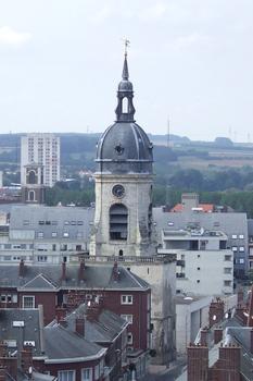 Belfried in Amiens