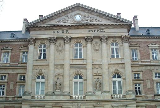 Amiens Courthouse