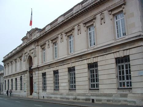 Préfecture de la Somme à Amiens
