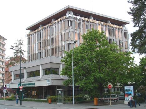 Hôtel du Département, Annecy