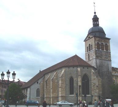 Kirche Saint-Maurice, Annecy