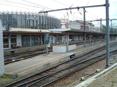 Bahnhof Annecy
