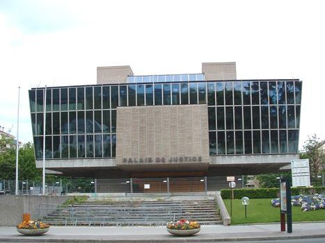 Palais de justice, Annecy