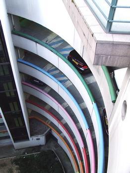 Tiefgarage am Rathaus Annecy