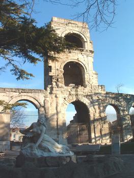 Antique theater, Arles