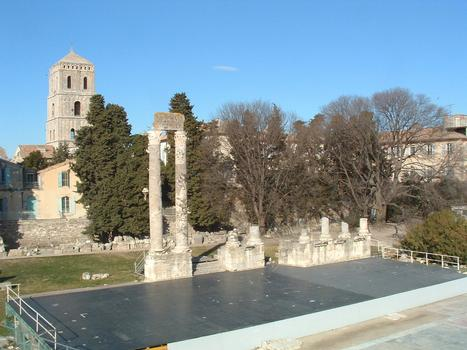 Antikes Theater, Arles